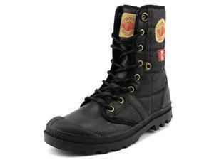Palladium Baggy Exp Rnl F Women US 8 Black Boot