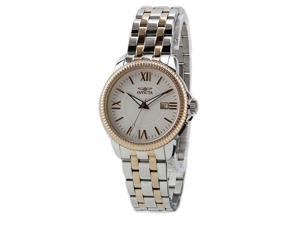 Invicta Specialty INVICTA-18107 Stainless Steel White Men Watch