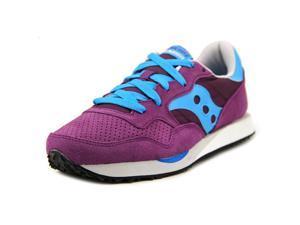 Saucony Dxn Trainer Women US 7 Purple Sneakers