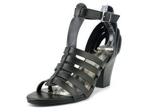 Unlisted Kenneth Cole No Limits 1D Women US 6 Black Sandals