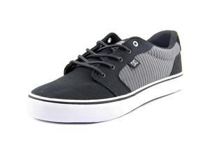 DC Shoes Anvil TX SE Men US 9.5 Black Skate Shoe