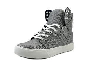 Supra Skytop Women US 7 Gray Sneakers UK 4.5 EU 38