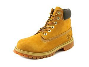 Timberland 6in Prem Youth US 4.5 Tan Boot