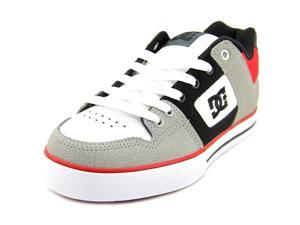 DC Shoes Pure Men US 6 Gray Skate Shoe