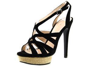 Pelle Moda Malin2-Su Women US 7 Black Platform Sandal