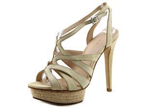 Pelle Moda Malin2-Su Women US 8.5 Tan Platform Sandal