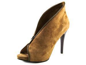 Pelle Moda Wentz Women US 6.5 Green Peep Toe Mary Janes