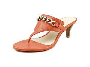 Pelle Moda Taci Women US 7.5 Orange Sandals