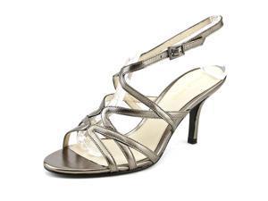 Pelle Moda Idan Women US 8.5 Bronze Sandals
