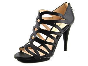 Pelle Moda Robyn Women US 9 Black Sandals
