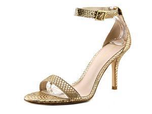 Pelle Moda Kacey Women US 10 Gold Sandals