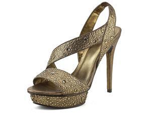 Pelle Moda Adair Women US 8 Bronze Platform Sandal