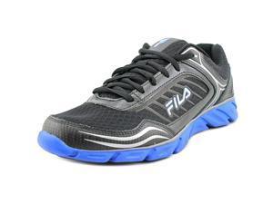 Fila Exodus Men US 10 Blue Running Shoe