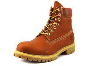 Timberland 6 In Prem Men US 9.5 Brown Work Boot