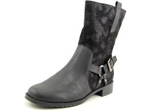 Aerosoles Outrider Women US 10 Black Mid Calf Boot