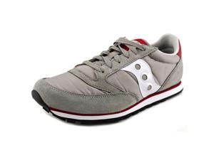 Saucony Jazz Lowpro Men US 14 Gray Sneakers