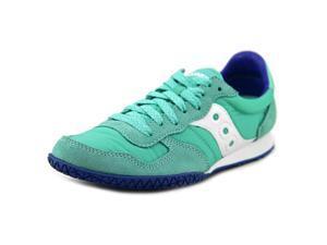 Saucony Bullet Women US 11 Green Running Shoe UK 9 EU 43