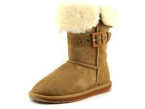 Emu Australia Mallacoota Women US 6 Tan Snow Boot