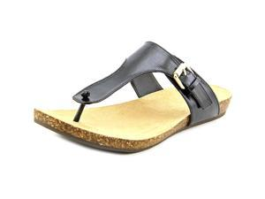 Dr. Scholl's Rudy Women US 8 Black Thong Sandal