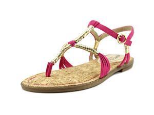 Kenneth Cole Reaction Slab A Dab Women US 10 Pink Slingback Sandal