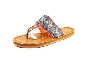 Rocket Dog Peaches Summer Women US 8 Brown Thong Sandal