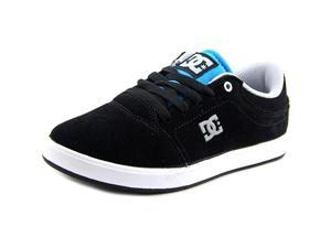 DC Shoes Crisis Youth US 13.5 Black Skate Shoe