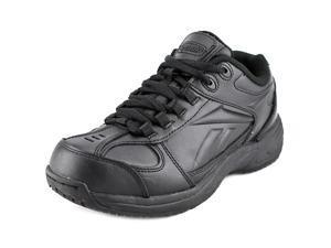 Reebok Jorie Women US 6 W Black Work Shoe