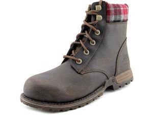 "Caterpillar Kenzie St 6"" Women US 7.5 W Brown Work Boot"
