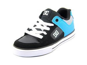 DC Shoes Pure Youth US 13 Black Skate Shoe
