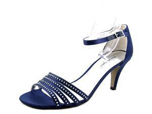 David Tate Terrace Women US 8.5 Blue Sandals