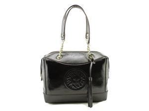 Anne Klein Leo Legacy VI Satchel Women Black Satchel NWT