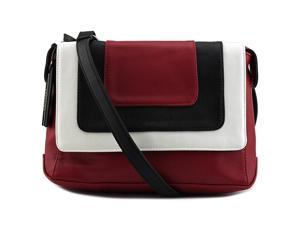 Kenneth Cole Reaction Structure Messenger Women Red Messenger NWT