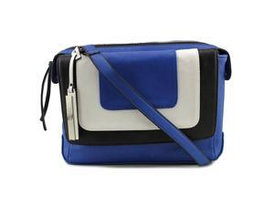 Kenneth Cole Reaction Structure Messenger Women Blue Messenger NWT