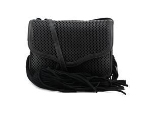 BCBGeneration The Lana Women Black Shoulder Bag NWT
