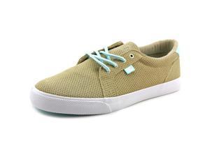 DC Shoes Women's Council LE Women US 10 Brown Sneakers