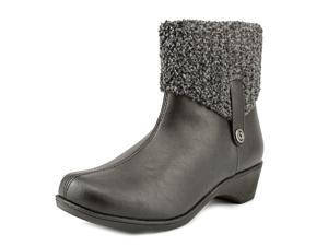 Soft Style by Hush Puppies Kendria Women US 9 W Black Ankle Boot