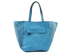 Kenneth Cole Reaction Tote Women Blue NWT