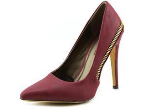 Michael Antonio Laney Women US 6.5 Burgundy Heels