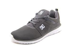 DC Shoes Heathrow Men US 10 Gray Skate Shoe