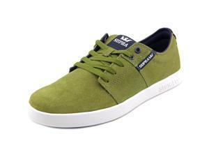 Supra Stacks II Men US 7.5 Green Skate Shoe
