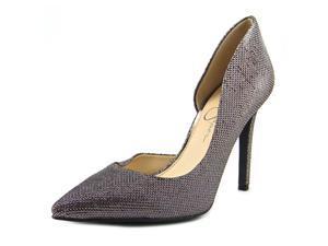 Jessica Simpson Claudette Women US 6 Bronze Heels