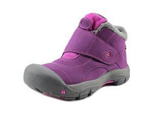 Keen Kootenay WP Youth US 6 Purple Winter Boot UK 5 EU 38