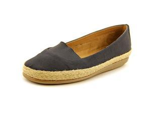 Aerosoles Counsoler Women US 6.5 Black Espadrille