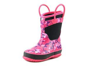 Western Chief Heart Camo Neoprene Toddler US 8 Pink Rain Boot