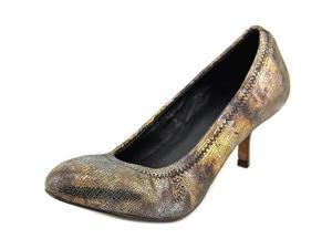 Donald J Pliner Yuca Women US 6.5 Bronze Heels