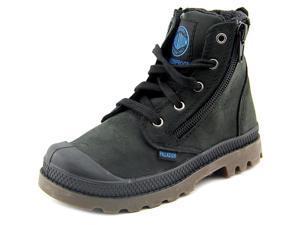 Palladium Pampa Hi Youth US 10.5 Black Chukka Boot