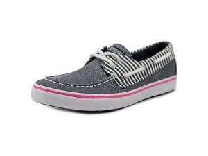 Sperry Top Sider Bahama Youth US 6 Blue Boat Shoe UK 5.5 EU 38.5