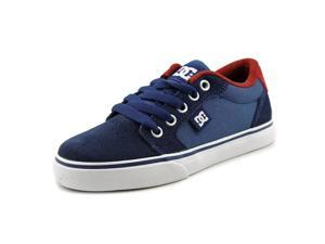 DC Shoes Anvil Youth US 13 Blue Skate Shoe