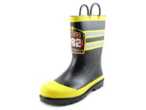 Western Chief F.D.U.S.A. FireChief Youth US 4 Black Rain Boot UK 4