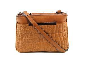 French Connection Monica Cross Body Women Brown Messenger